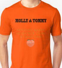 Firm Peach Slim Fit T-Shirt