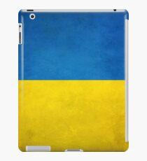 Ukrainian Flag iPad Case/Skin