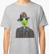 alien fireman Classic T-Shirt