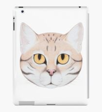Black-footed Cat iPad Case/Skin