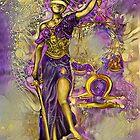 Libra - Zodiac by Kestrelle