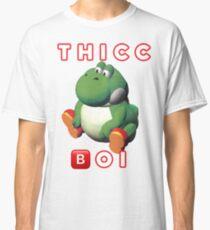 Fat Yoshi Thicc Classic T-Shirt