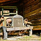 Old Mack Truck by Christopher R. Watts