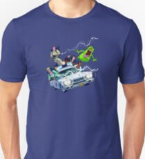 The Real Ghostbusters T-Shirt