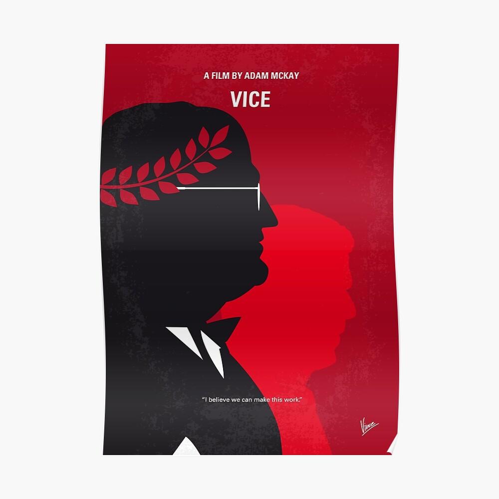 No1043 Mein minimales Filmplakat Poster