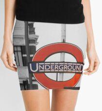 Underground Mini Skirt