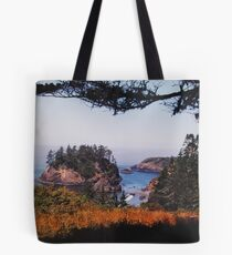 Trinidad State Beach Tote Bag
