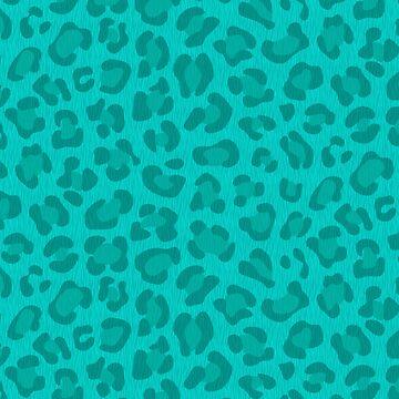 Leopardo - Azul Huevo de Petirrojo de miavaldez