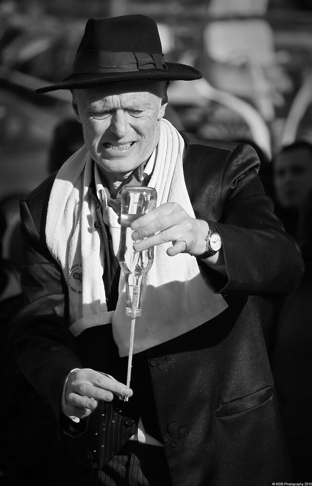 Street Magician by Mark David Barrington