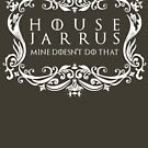 House Jarrus (white text) by houseorgana