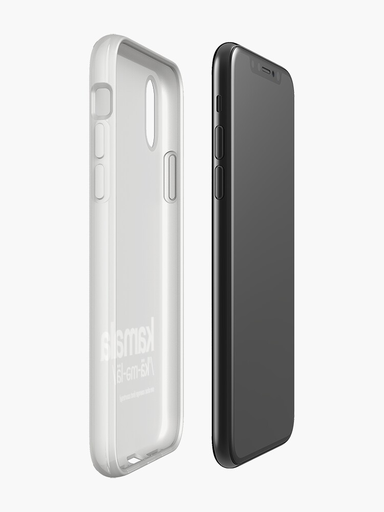 Alternative Ansicht von Kamala Harris 2020 Aussprache und Definition iPhone-Hülle & Cover