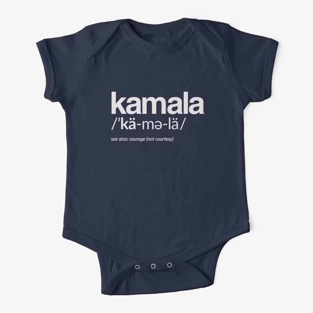 Kamala Harris 2020 Aussprache und Definition Baby Body