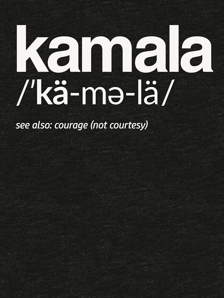 Kamala Harris 2020 Aussprache und Definition von BootsBoots