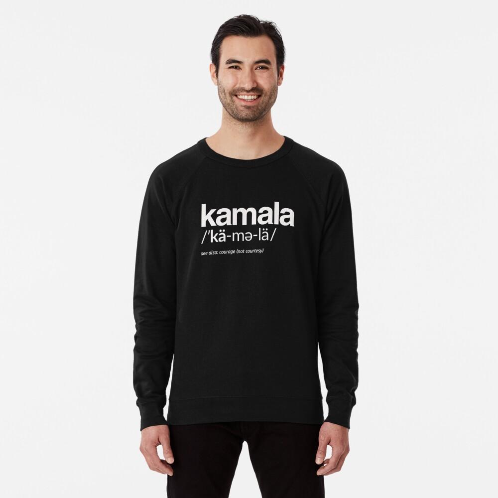 Kamala Harris 2020 Aussprache und Definition Leichter Pullover