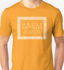 House Antilles (white text) T-Shirt