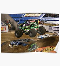 Monster Jam - Grave Digger 2010 Poster