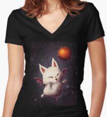 Mewgle T-shirt col V femme