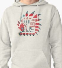 Rathalos - Monster Hunter Pullover Hoodie