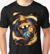 Black Mwage T-shirt unisexe