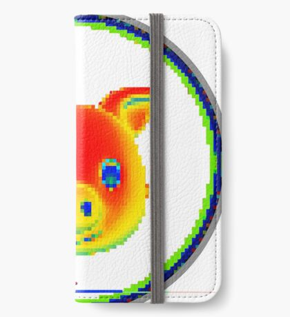 emotipiggyplug (emojipiggyplug) II iPhone Wallet