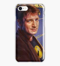 Nathan Fillion iPhone Case/Skin