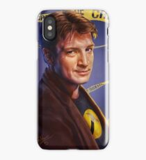 Nathan Fillion iPhone Case/Skin