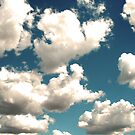 Midday Clouds by marinar