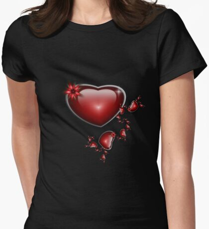 T- red heart T-Shirt