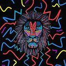 Complex Lion by Sartoris Art & Photography