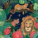 In The Jungle by Angie Spurgeon