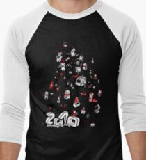 Twenty When?! Men's Baseball ¾ T-Shirt