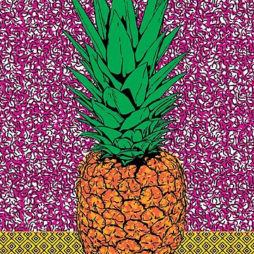 PINEAPPLE by Afrodeco