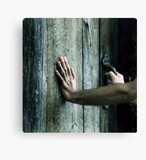 Weight Canvas Print