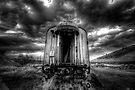 Junkyard Train by Bob Larson