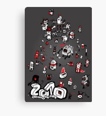Twenty When?! Canvas Print