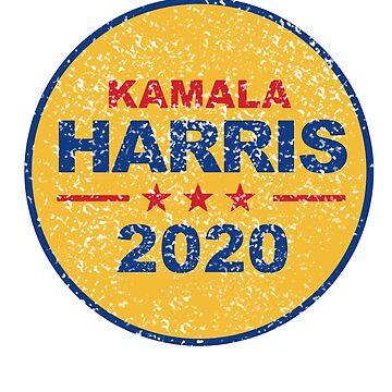 Kamala Harris 2020 Shirt by queendeebs