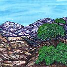 A Little Hill in Colorado by Joanne Jackson