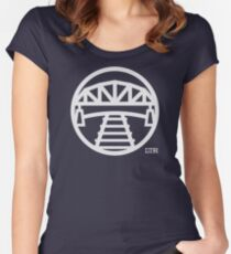 Remember the Ninespan Women's Fitted Scoop T-Shirt
