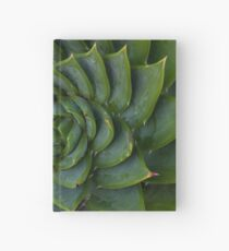Spiral Succulent Hardcover Journal