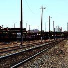 The Tracks by Skye Milburn