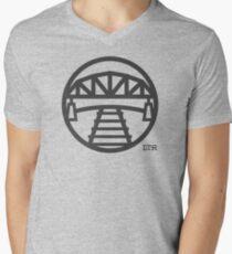 Remember the Ninespan Men's V-Neck T-Shirt