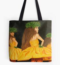 Golden Mele Tote Bag