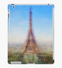 Average Eiffel Tower iPad Case/Skin