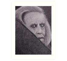 Kinski Art Print
