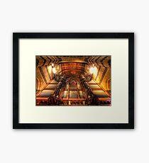 St Paul's Cathedral • Melbourne • Australia Framed Print