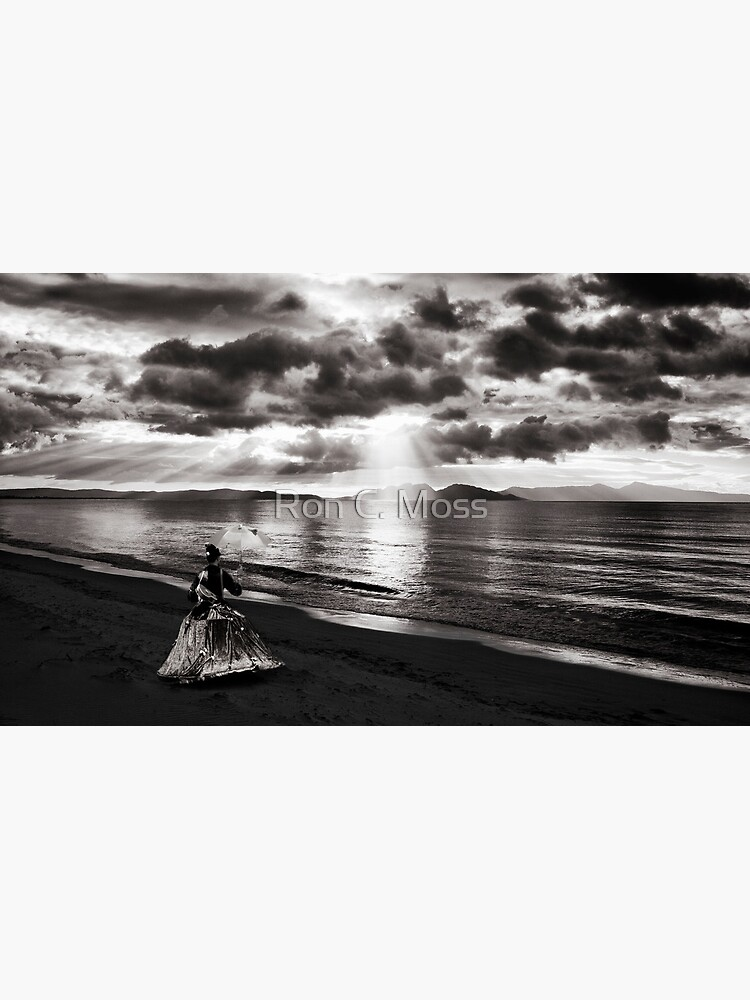 Singing To The Sunrise - Nine Mile Beach, Tasmania by ronmoss