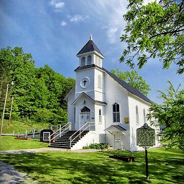 Sam Black Church  by PaulLu