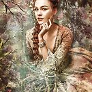 Miss in Rococo by Vera-Adxer