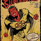 SuperSatan #2 by green-devil