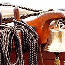 Ships Bell by Arthur Koole